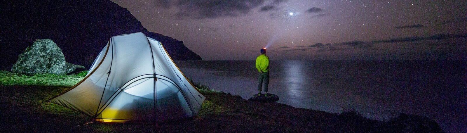 Camping- und Outdoorartikel kaufen
